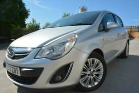 image for 2013 13 VAUXHALL CORSA SE 1.4 5 DOOR*LOW MILEAGE*12 MONTHS MOT*2 OWNERS*ALLOYS*