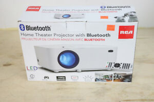 RCA Bluetooth Home Theater Projector