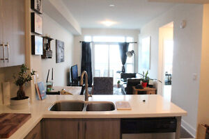 Uptown Bright and Fully Upgraded 1+ Den + Parking at 144 Park Kitchener / Waterloo Kitchener Area image 2