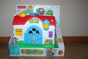 little people laugh and learn puppy house! $10