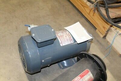 General Electric 34 Hp 1725 Rpm Adjustable Speed Drive Motor 5bpb56 Paa201a