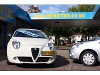 2013 13 ALFA ROMEO MITO 1.4 TB DISTINCTIVE MULTIAIR 3DR 135 BHP