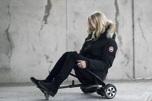 SELLING HOVERKARTS - premium attachment for hoverboards