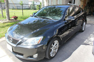 2009 Lexus IS 250 Sedan $10,500