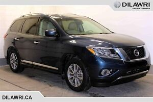 2014 Nissan Pathfinder Platinum V6 4x4 at