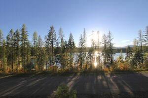Tie Lake Acreage For Sale: Jaffray BC