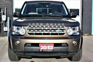 2013 LAND ROVER LR4 HSE LUX, LOW KMS!