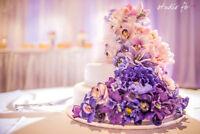 Creation unique de gateau de mariage/wedding cake