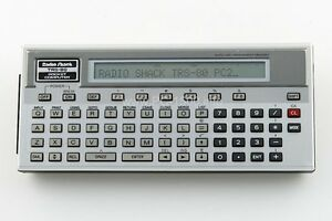 Tandy Radio Shack TRS-80 PC-2 Pocket Computer. TRS80 Retro Joondalup Joondalup Area Preview