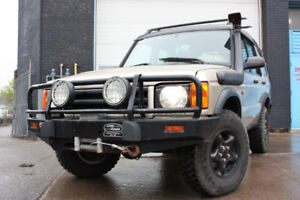 1999 LAND ROVER DISCOVER II