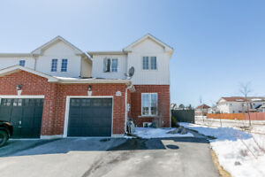 Just Listed! Immaculate show home end unit townhome!