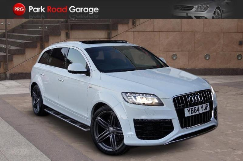2015 audi q7 3 0 tdi s line sport edition tiptronic quattro 5dr in kempston bedfordshire. Black Bedroom Furniture Sets. Home Design Ideas