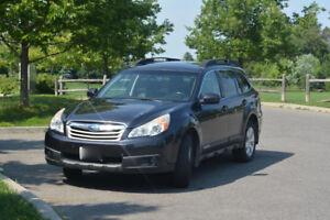 2011 Subaru Outback 3.6 LTD