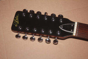 12-STRING GUITAR NECK with original TUNERS