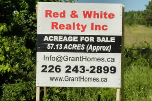 ***VACANT LAND*** MISSISSAUGA*** 57 ACRES***