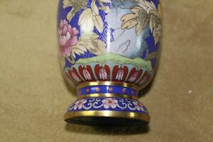 Chinese Cloisonne Vases Pair Kingston Kingston Area image 6