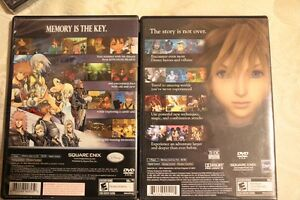 Kingdom Hearts 1 (BRAND NEW), 2 and Chain of Memories Windsor Region Ontario image 3