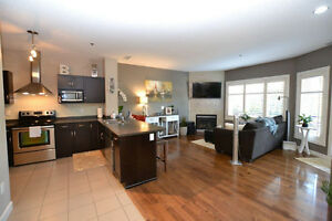 1 Bedroom Furnished Condo in Tenor on the River - St. Albert