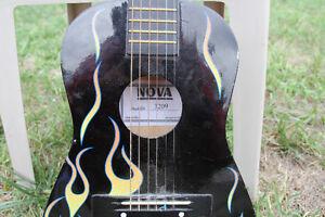 Childrens starter guitar Peterborough Peterborough Area image 2