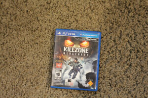 KIll zone Mercenaries for vita