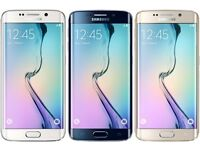 SAMSUNG GALAXY S6 EDGE 64GB NEW CONDITION UNLOCKED WITH WARRANTY AND RECEIPT
