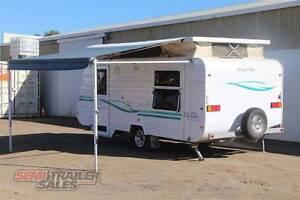 Custom Built Designer Caravan - SN#160615 Lockwood Bendigo City Preview