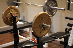Full Home Gym, Weights & Equipment