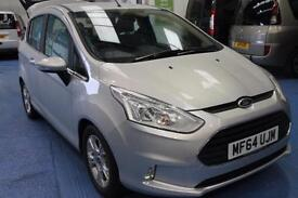 Ford B-Max 1.6 ( 105ps ) Powershift 2014 Zetec 64 reg *only 277 miles from new*