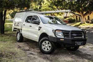 2012 Ford Ranger XL 2.2 HI-RIDER (4x2) Welshpool Canning Area Preview