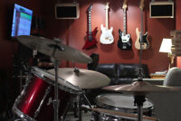 Offering Music Lessons to aspiring Musicians or Record Engineers