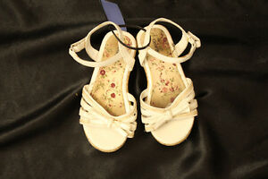 3 pairs size 9 kids shoes and sandals