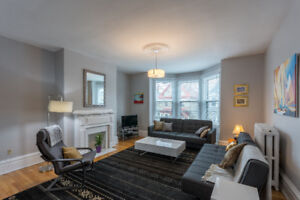 Luxury 2BR 2BTH Furnished, South End, WINTER, all-included