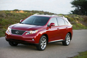 Lexus RX350 2010 AWD all services no accidents