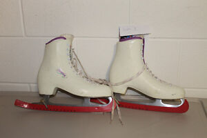 PeopleCare A.R. Goudie LTC home fundraiser-Figure skates