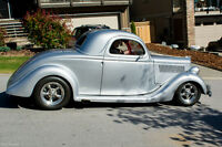 1935 Ford Modified A Custom 2 Door Coupe