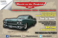 Wheels on the Danforth Car Show