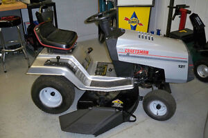 CRAFTSMAN 12HP RIDING LAWNMOWER FOR SALE