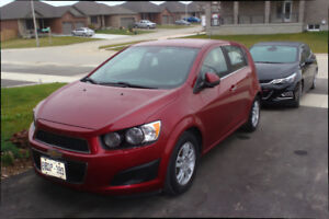 2012 Chevrolet Sonic LT HATCHBACK *REDUCED*