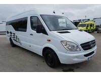 Mercedes Sprinter New Moto X Bike Conversion **£379 Per Month**