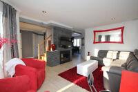 Maison / cottage Repentigny, poss. bureau à domicile à vendre