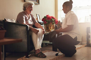 Caregivers for Seniors & Older Adults (Senior Home Care) Oakville / Halton Region Toronto (GTA) image 1