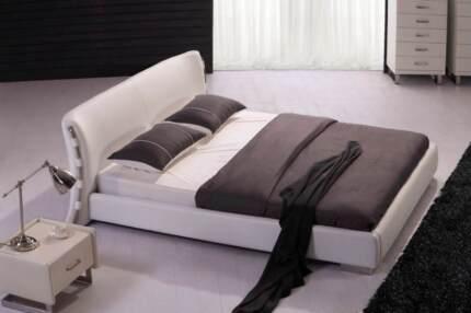SALE!!!!!! Kesha Queen/King Leather/PU Bed AV At Wangara