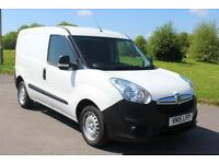 Vauxhall Combo 1.3CDTi 16v ( 90PS ) L1H1 2015 Combo 2000 Diesel Van