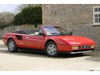Ferrari Mondial 3.2 Convertible LHD - Simply Stunning