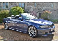 BMW 330 3.0 auto 2004 Ci Sport. 90K MILES, FULL S/HISTORY, AUG MOT, HARD TOP