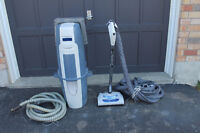Central Vac with power head