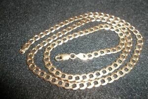 BEAUTIFUL CUBAN LINK CHAIN 10K