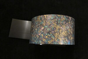 Tropical Pearl Wrap for Snare Drum Kitchener / Waterloo Kitchener Area image 2