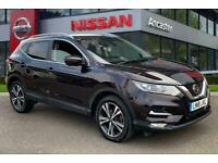 2018 Nissan Qashqai 1.5 dCi N-Connecta [Glass Roof Pack] 5dr Manual Hatchback Di