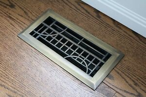Floor Register/ Grate (Brand New)
